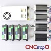 Kit 4 DM542 + 4 stepper 3Nm + 2 surse 36V/350W
